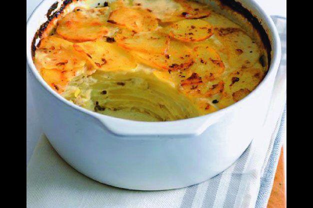 Gratinované brambory | Apetitonline.cz
