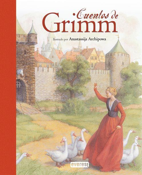 """Cuentos de Grimm"" (Everest)"