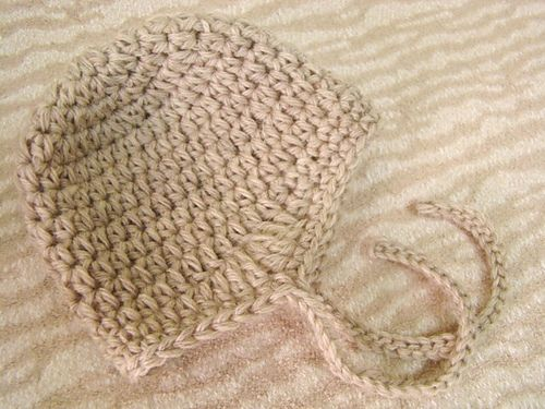 Ravelry: Amelia Ear Flap Hat With Ties - HDC Version - N, 3-6, 6-12, 12-24, 2-5 pattern by Salena Baca