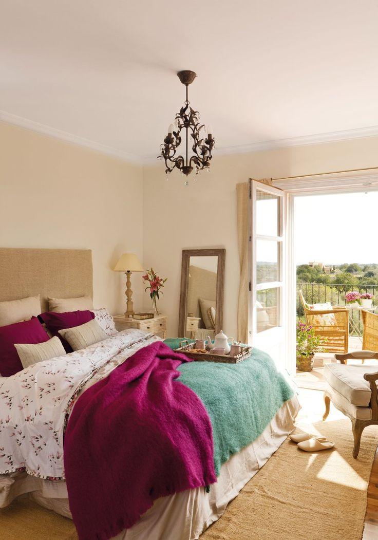 Best 25+ Mediterranean bedroom ideas on Pinterest | Mediterranean interior  shutters, Mediterranean style rugs and Modern mediterranean homes