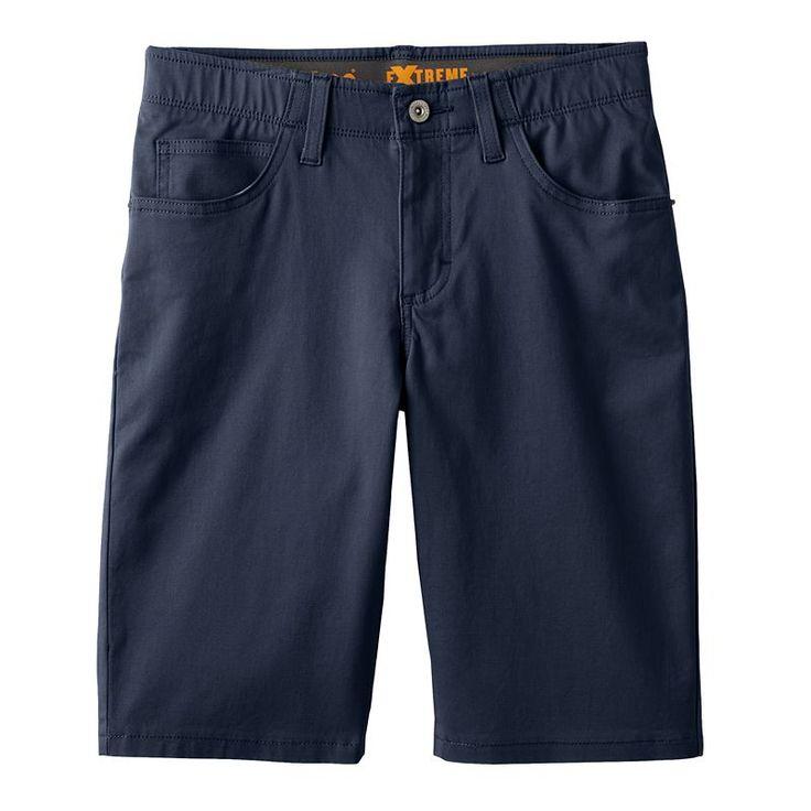 Boys 8-20 Lee Exreme Motion Shorts, Boy's, Size: 12, Blue