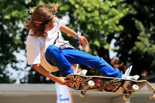 30 Spectacular Skateboarding Pictures on http://naldzgraphics.net