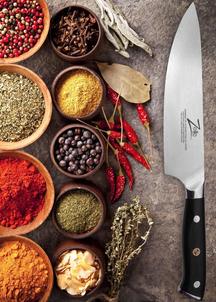 Spice things up in your Kitchen with the Best Chef Knife available on Amazon - click the image to see whats on offer... https://www.zelite.com/products/
