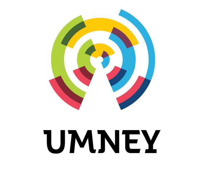 Логотип и фирстиль «Умней»