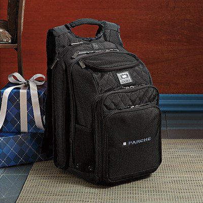 Your Customized Backpack with your company logo is the perfect accessory no  matter where you are