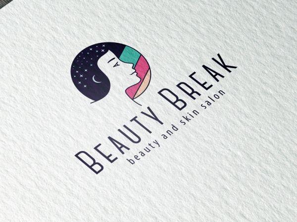Нужен логотип для студии красоты «Beauty Break» Гонорар:    9 777р.- гарантированы Срок:          2 дн. 11 ч.  http://godesigner.ru/pitches/view/101878 #logo #иллюстрация