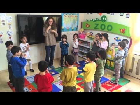 """Gönül Kazancı Yeprem """"çocuklarla halk şarkısı"""" - YouTube"""