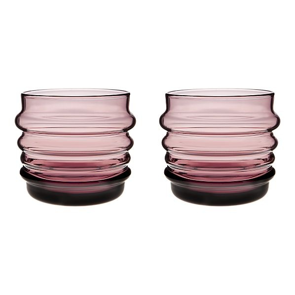 sukat makkaralla glasses by Marimekko - Did I mention I studied in Finland - home of Marimekko...