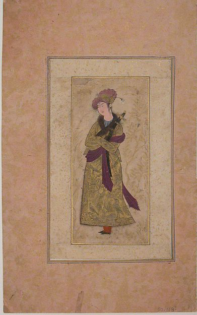 Portrait of a Youth Holding a Sword | The Met