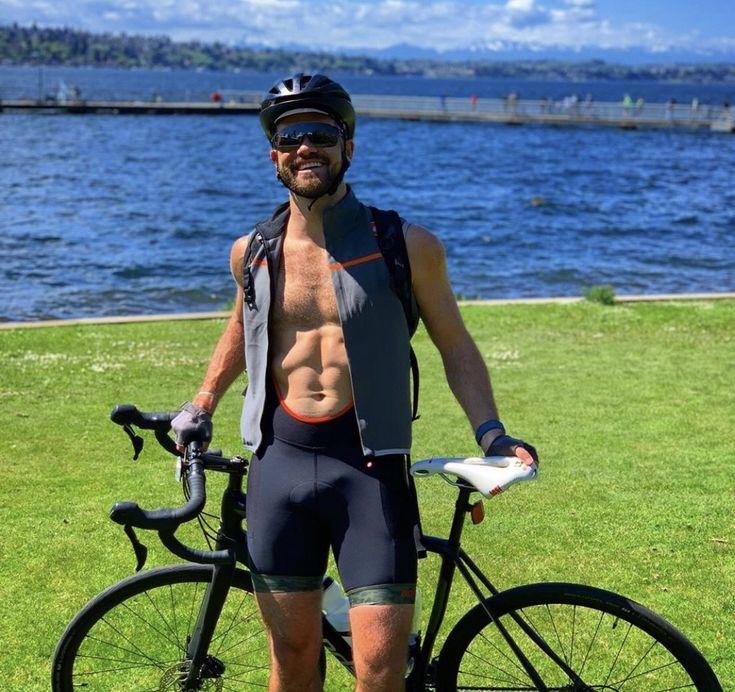 Cyclistheaven Sporty Outfits Men Lycra Men Cycling Outfit
