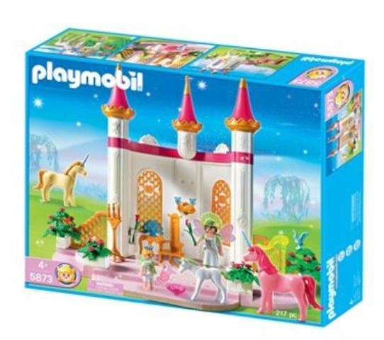 Discover An Enchanting World With This Playmobil Fairytale Castle Set That Includes A Fairy
