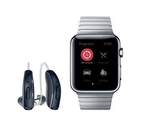 Hearing aids & Apple Watch