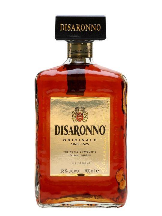 Amaretto Disaronno - Originale Liqueur : The Whisky Exchange