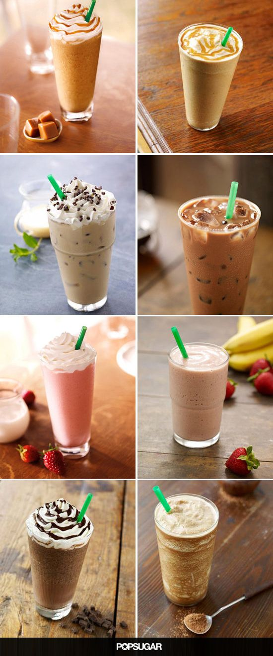 How to Save Hundreds of Calories at Starbucks