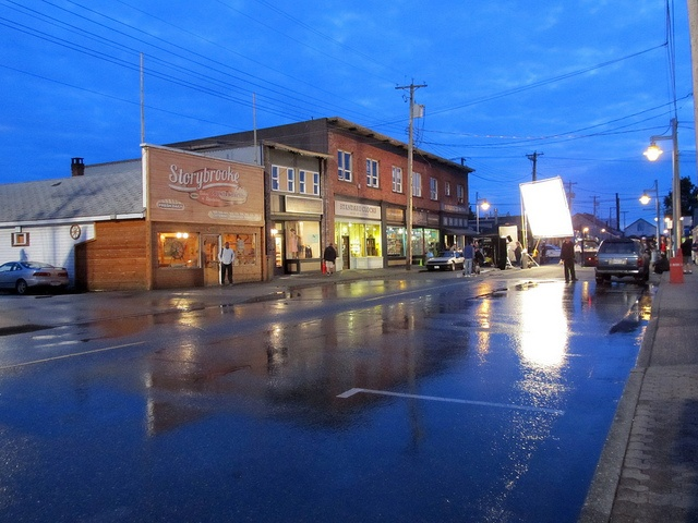 Storybrooke - actually Moncton St in Steveston Village - LOTS of Movie and TV Filming is done in Steveston! #steveston #stevestonrealestate #SeanLawsonHOMES