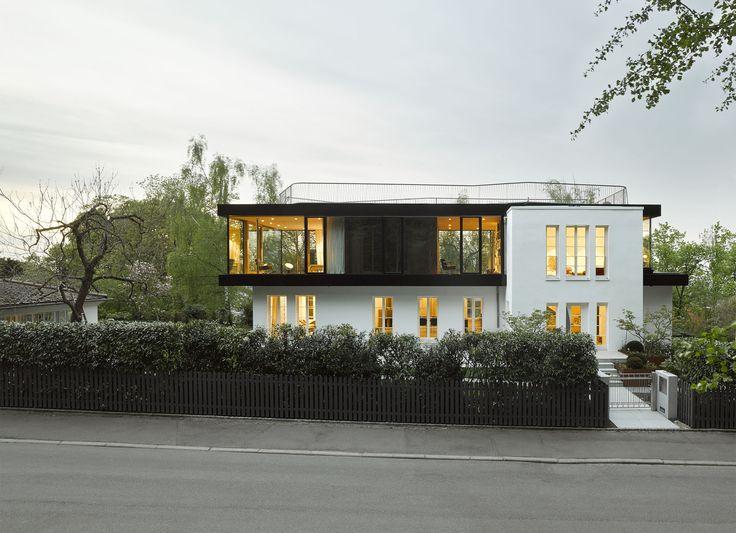 Haus S / Behnisch Architekten