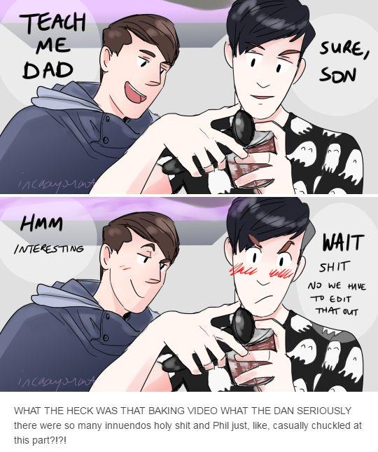 Incaseyouart Dap And Pap In 2019 Dan Phil Memes Dan