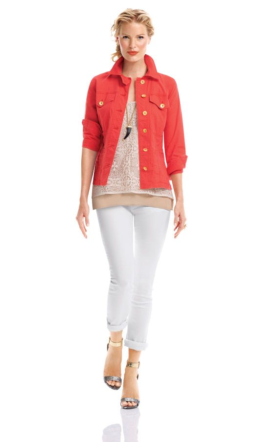 Lovely Day - 04 - CAbi Spring 2014 Collection