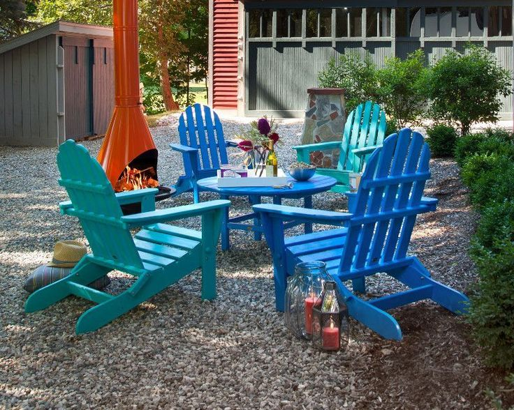 Image Result For Polywood Adirondack Chairs