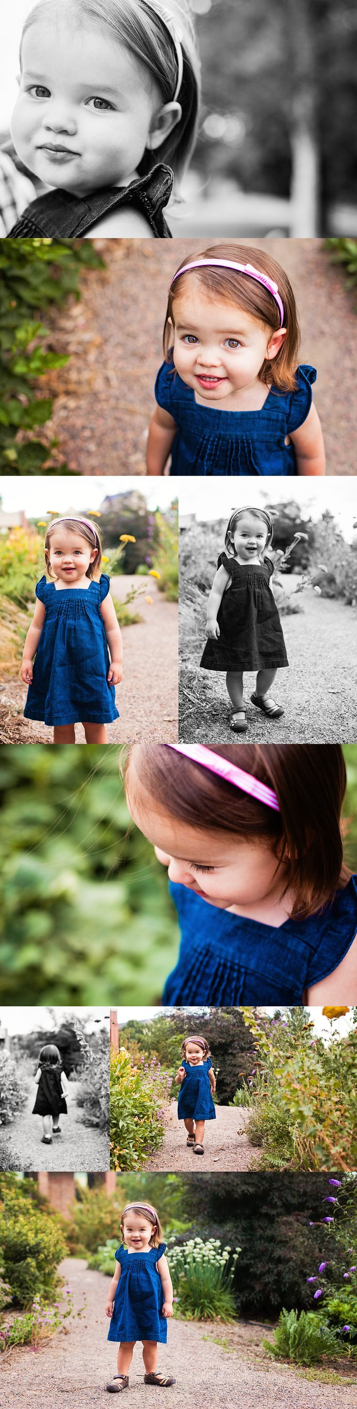 Two Year Old Portraits | Sara Garcia Photo Art