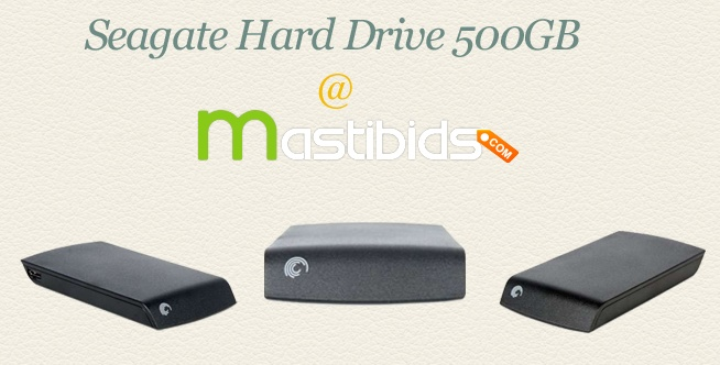 Live #Online #Auction – #Bid and Win Seagate Hard Drive at Mastibids    Get more, http://mastibids.com/blog/?p=1017