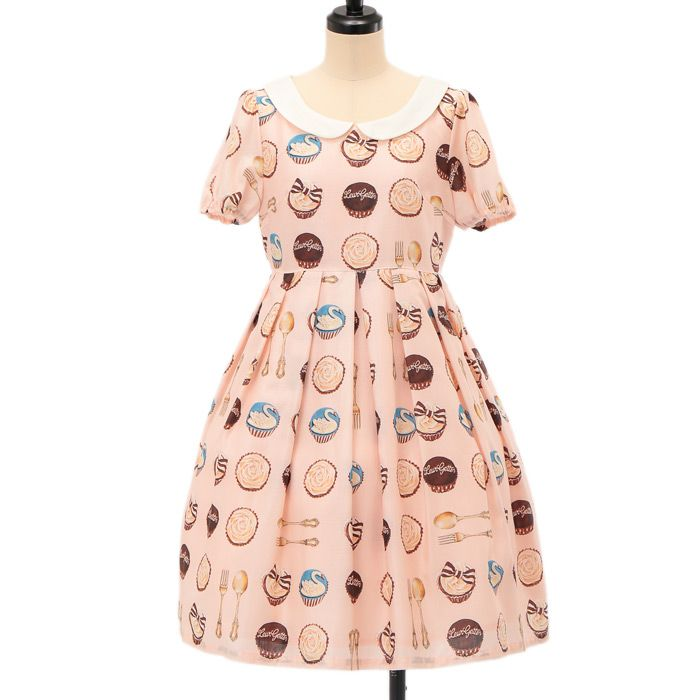 http://www.wunderwelt.jp/products/detail6460.html ☆ ·.. · ° ☆ ·.. · ° ☆ ·.. · ° ☆ ·.. · ° ☆ ·.. · ° ☆ Cupcake dress luer-getter ☆ ·.. · ° ☆ How to order ↓ ☆ ·.. · ° ☆ http://www.wunderwelt.jp/user_data/shoppingguide-eng ☆ ·.. · ☆ Japanese Vintage Lolita clothing shop Wunderwelt ☆ ·.. · ☆ #egl