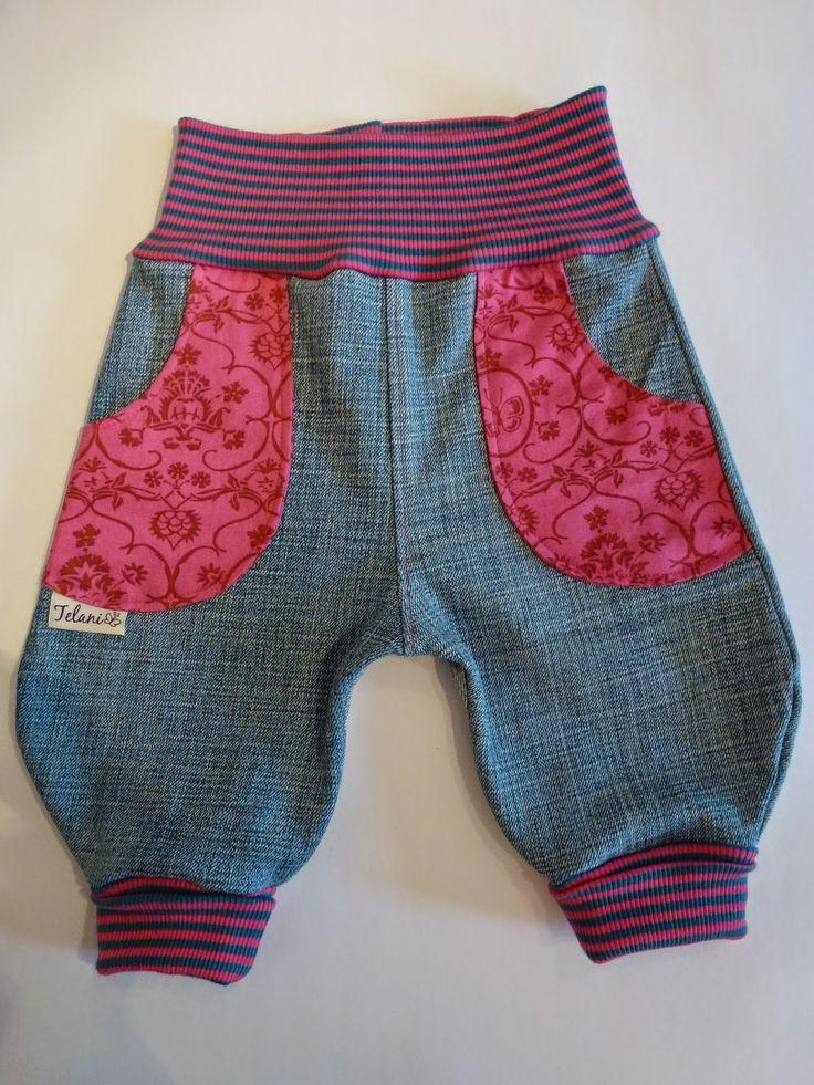 25 + › Kinderhose aus alter Jeans / Kinderhosen aus alten Jeans / …