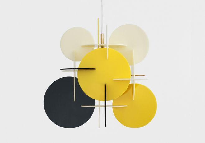 Plexi Glass Lamps by Vibeke Fonnesberg Schmidt