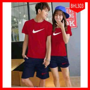 Fashion Setelan Couple Nike Sport Terlaris