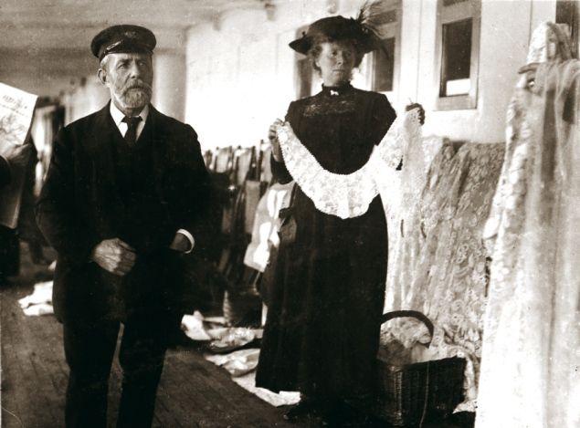 Captain Edward John Smith - Titanic Sinking 100th Anniversary: All aboard! Real photos on board the Titanic before it sank - NY Daily News