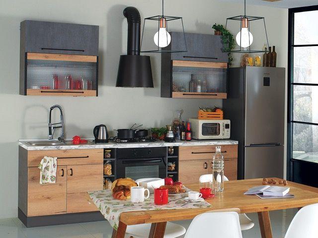 CUCINA NEW YORK - Mercatone Uno | Casa | Cucine, Arredamento ...