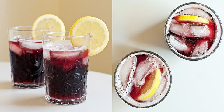 It doesn't get much simpler (or more delicious) than tinto de verano (essentially pared-down sangria).