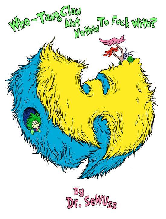Wu-Tang Aint Nothing to Fuck With, Alex Pardee