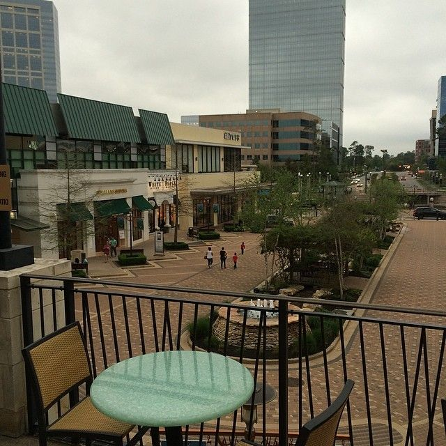 The Woodlands Mall in The Woodlands, TX