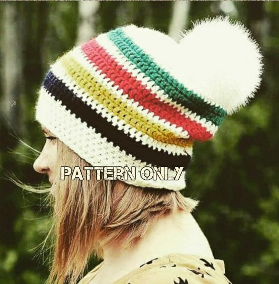 Check out this item in my Etsy shop https://www.etsy.com/ca/listing/510863883/pattern-only-hudson-bay-inspired-crochet