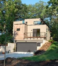 green prefab: Green Building, Green Homes, Style, Friends Building, Green Prefab, Building Trends, Modular Green, New Years