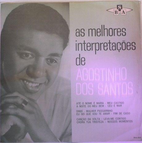 Agostinho Dos Santos My Bossa Nova Vinyls Records