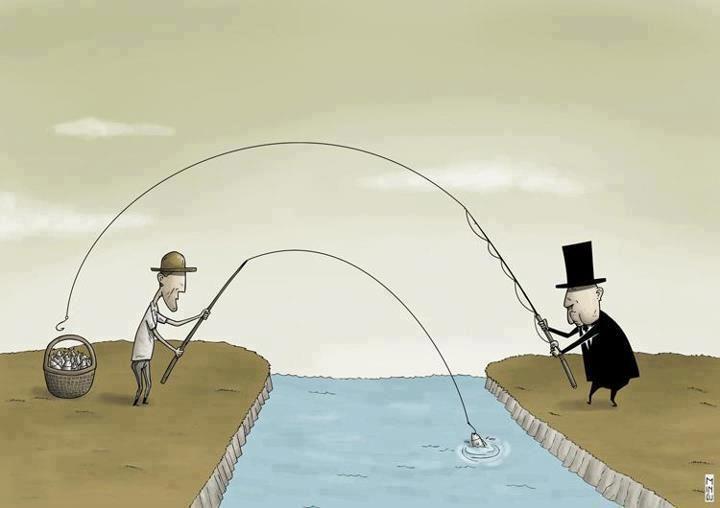 Cómo funciona la banca en el actual sistema capitalista.