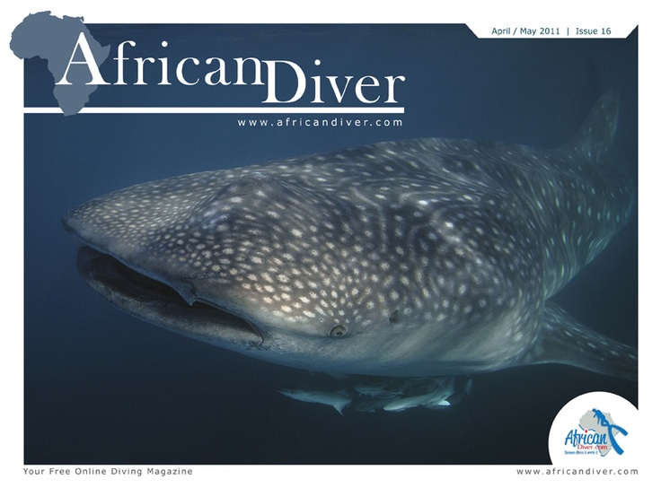 Issue 16: Download for free. http://africandiver.com/index.php/magazine/download-issues