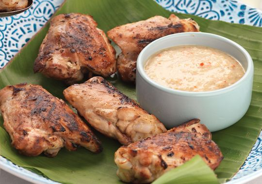 Everyone loves barbecued chicken, and this Balinese-style Barbecued Chicken recipe is simply delicious! Try it out now.