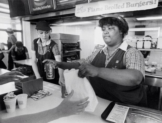 Burger King; Decatur Illinois