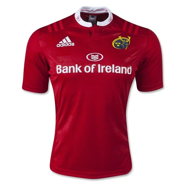 Munster Rugby 2015/16 jersey. Size XL