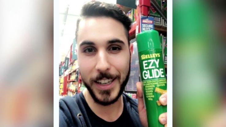 Bunnings Warehouse Puns    Meet Chris