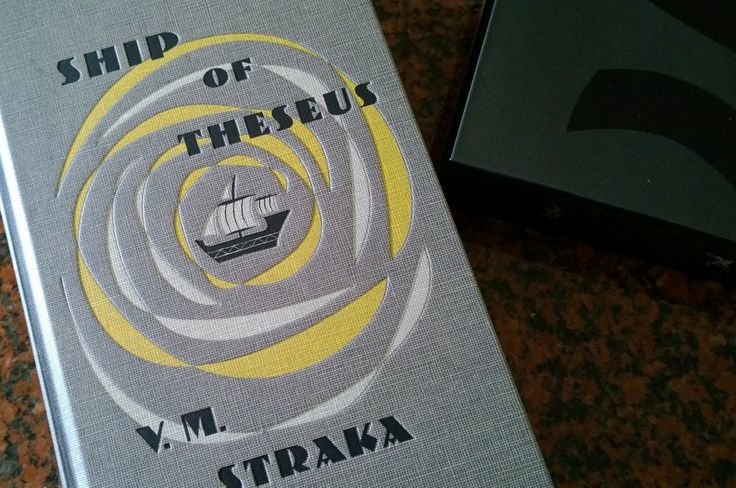 Ship of Theseus — J.J. Abrams (creator) and Doug Dorst (author)