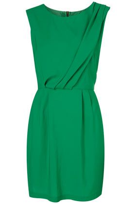so cute, perfect for work and play: Summer Color, Green Dress