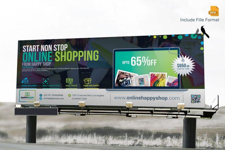 Digital Signage Billboard Rollup Banner Promotional Banner Bundle
