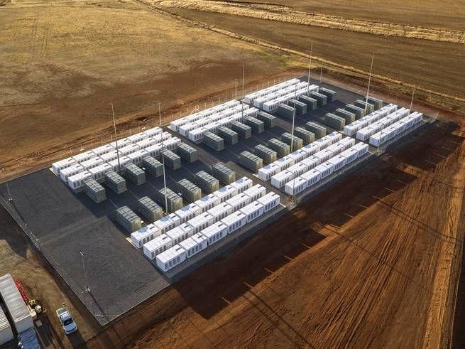 Tesla Battery Australia Energy Storage Big Battery Energy