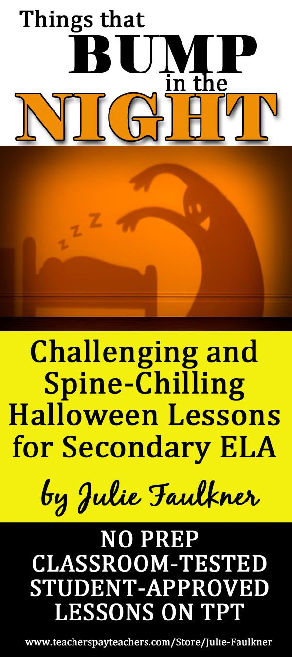17 best ideas about halloween short stories middle halloween lessons for high school ela poetry short stories and more