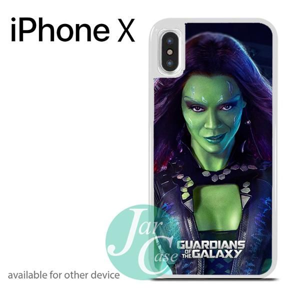 Gamorah Guardians Of The Galaxy NT Phone case for iPhone X