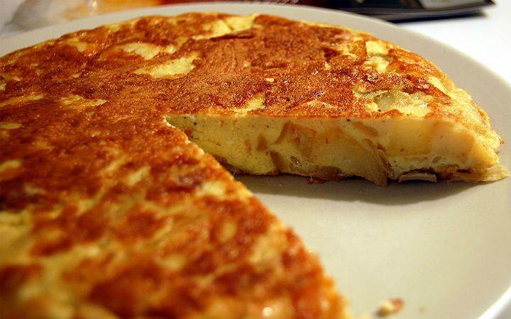 Tortilla İspanyol Mutfağı